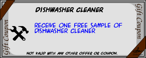 dishwash free sample