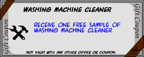 washing machine sample